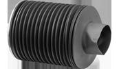 Hengeres porvédő harmonika